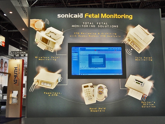 MEDICA 2014: FETAL SOUND DETECTION MADE EASIER FOR MOTHERS WITH HIGH BMI