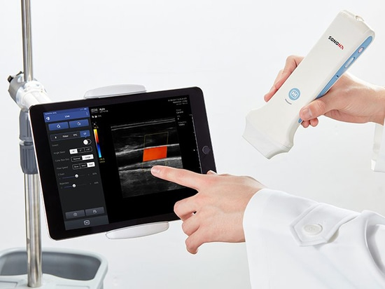 The World's First Wireless, App-Based Ultrasound: Interview with Dr. Ryu, CEO of Healcerion
