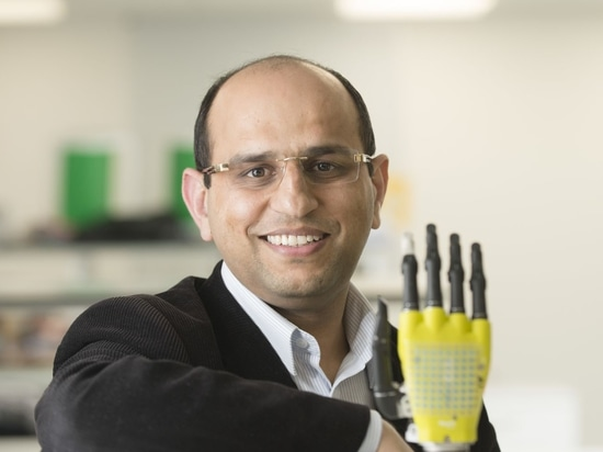 Solar Supercapacitor Could Power Future of Wearable Sensors