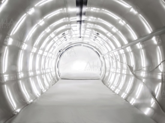 AHA Flex hyperbaric chamber