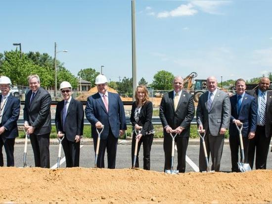 Jefferson Washington Township Hospital expansion, Turnersville, N.J.