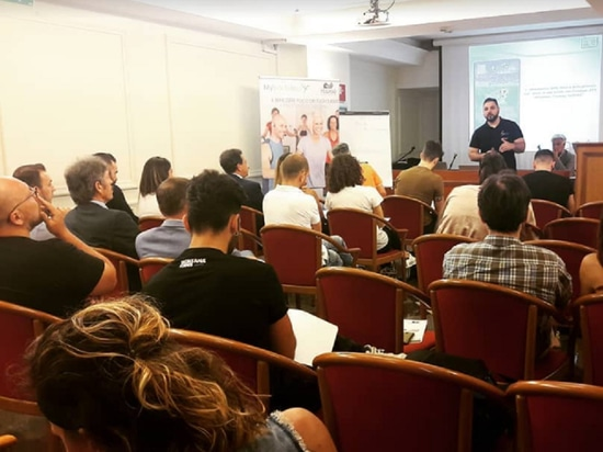 Workshop about body composition and bioelectrical impedance analisys