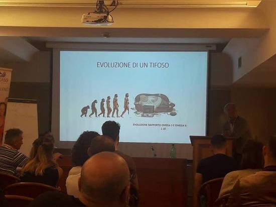 Dr Acanfora's presentation
