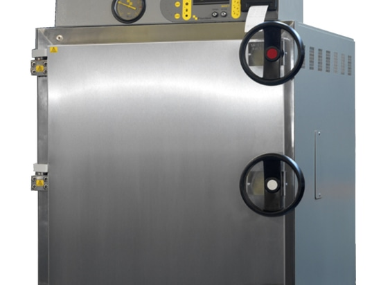 Priorclave Autoclave cuts running costs