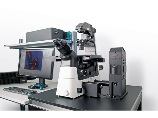 New Inverted Confocal Raman Microscope Launched