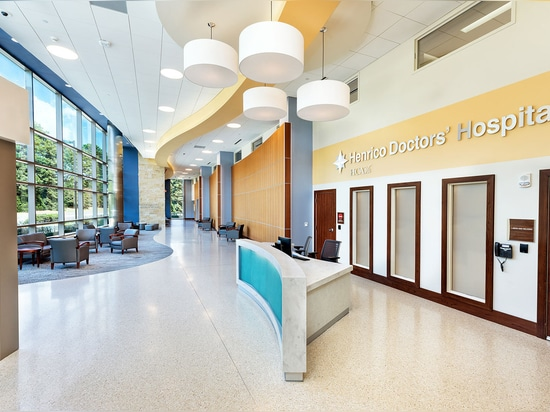 Hospital renovation transforms women's and children's care