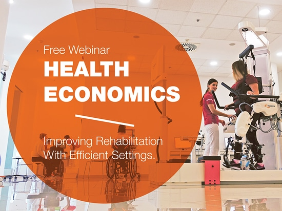 Webinar on Health Economics - Improving Rehabilitation With Efficient Settings