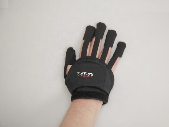 The Forte data glove is just one example of how Bebop Sensors is using its smart fabric sensor technology to change the world of wearable devices. The glove incorporates haptics, wireless technolog...