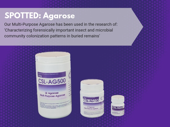 SPOTTED: Agarose