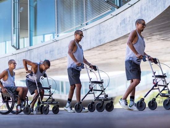 Paralyzed People Walk Again, Even Without Neurostimulation