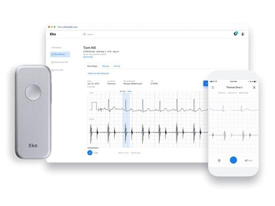 Eko and Mayo Clinic Working on Automated Cardiac Screening Tool