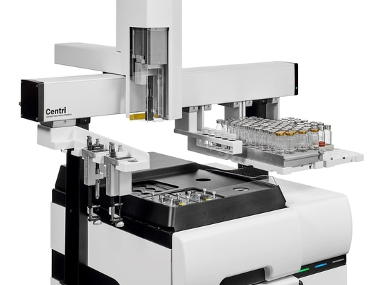 Robotic Sample Prep Platform Speeds GCMS Workflow
