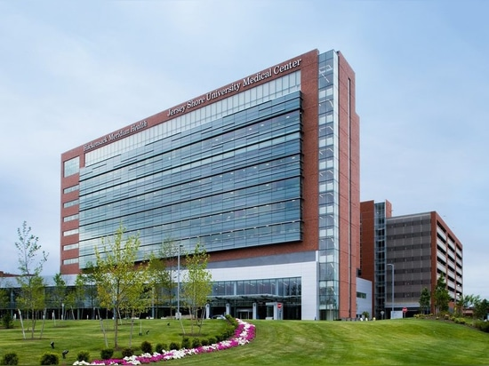 HOPE Tower at Jersey Shore University Medical Center Receives 2018 Distinguished Engineering Award