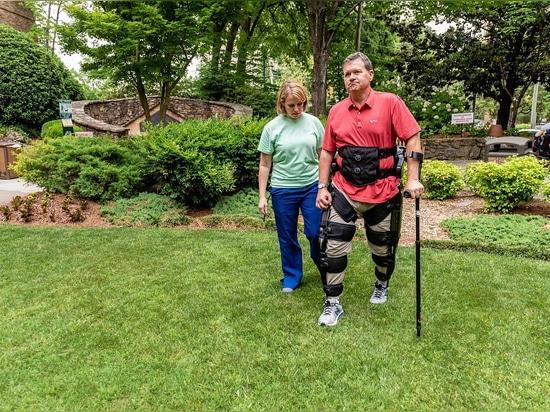 Exoskeletons: Walking the Walk