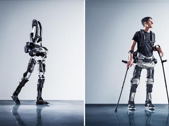 Ekso Bionics exoskeleton (Credit: Ekso Bionics)
