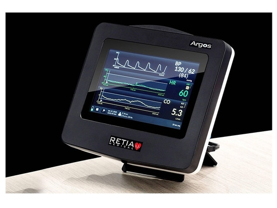 Argos Cardiac Output Monitor Now Available in U.S.