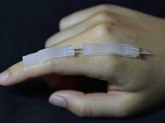 Fast and Highly Accurate Body-Monitoring Finger Sensor