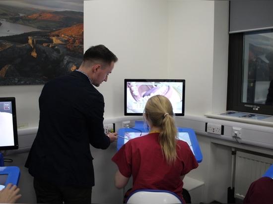 Virteasy Dental Teaching Session