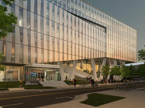 Ground Broken for Anschutz Health Sciences Building