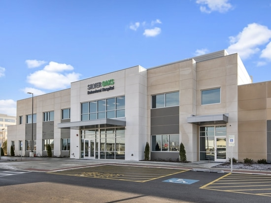 Silver Oaks Behavior Hospital in Chicago Suburb Complete