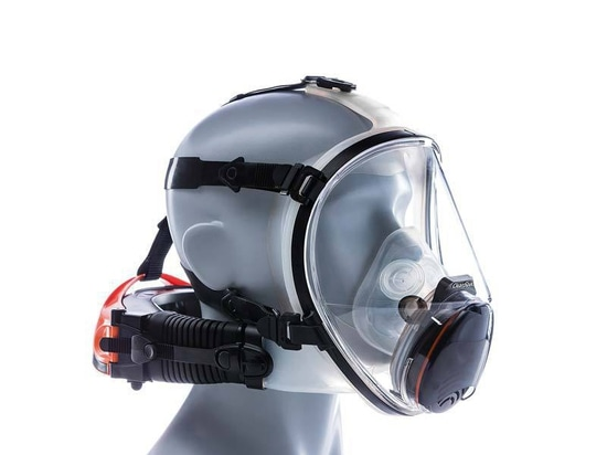 Respirator Provides Full Face Protection