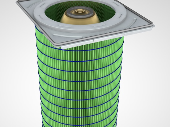 Filter Cartridges for High-efficiency Industrial Dust Collection