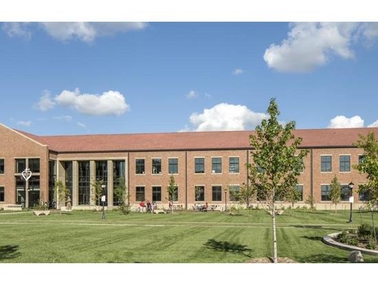 Bishop Gerber Science Center & Eck Hall Renovations, Newman University, Wichita, Kansas
