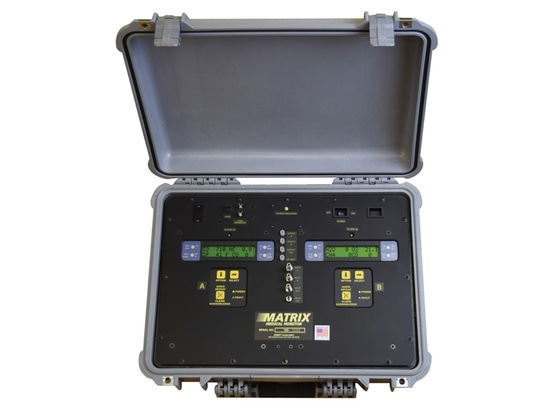Multi-sensor Analyzes Medical Gas