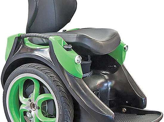 Omeo Evolution 1 Wheelchair for Off-Road Adventures