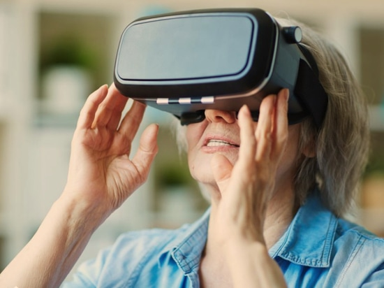 VR can improve quality of life for people with dementia