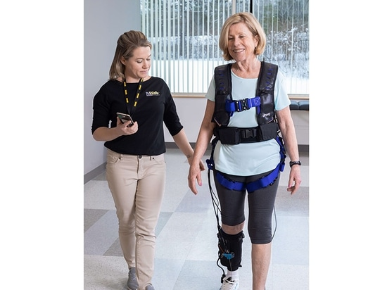 ReWalk Exo-Suit Gets Green Light in U.S., Europe to Aid Stroke Recovery