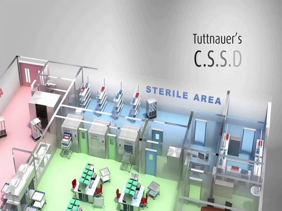 Tuttnauer Hospital Autoclaves