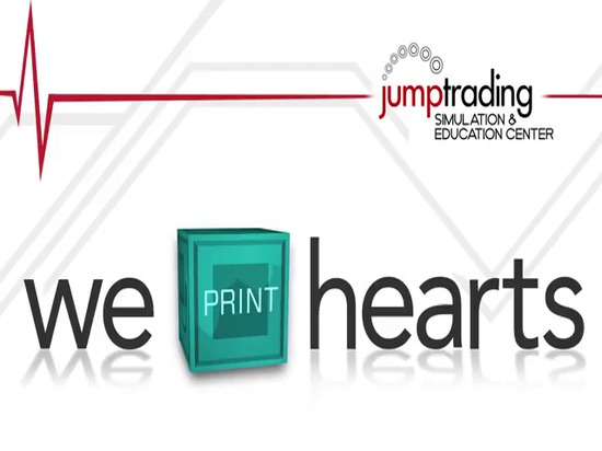 Building a 3D Printed Heart Library