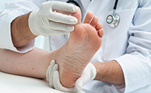 Podiatry, Dermatology