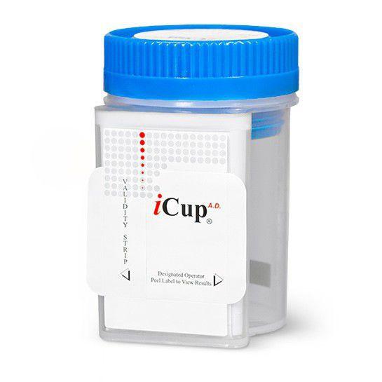 ドラッグ検診用クイックテスト 多薬剤 尿 alere icup alere