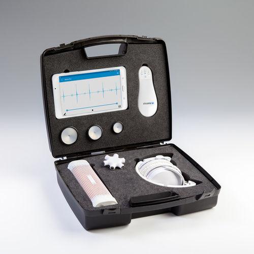 電動聴診器 / 心臓学用 / 教育用 / 遠隔相談用