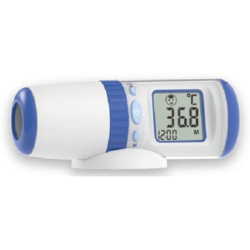 医療体温計 / 赤外線 / 鼓膜用 / 前頭