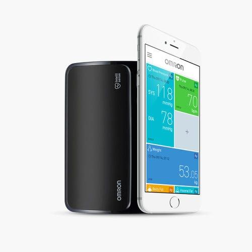 自動電子血圧計 / 腕 / Bluetooth / スマートフォン対応