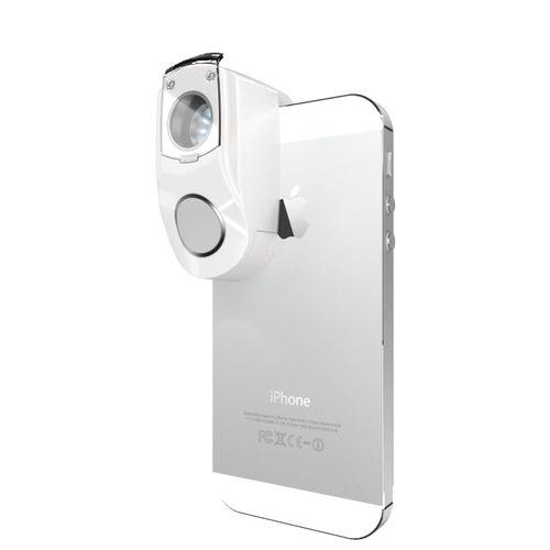 ビデオ皮膚鏡 / 白色LED / WiFi / スマートフォン用