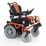 電動車椅子 / 野外 / 屋内 / リクライニング式
