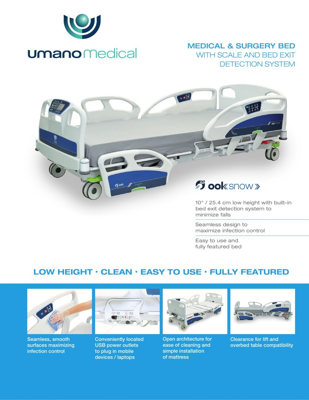 medical page beds electric en children functional fb bed cranks