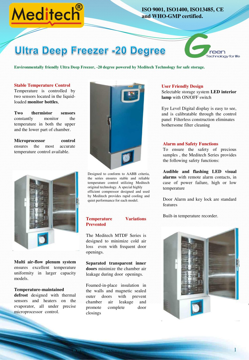 Deep Freezer 20c General Meditech Technologies India Pvt Ltd Case Circuit Breaker Mini Refrigerator Defrost Timer 1 4 Pages