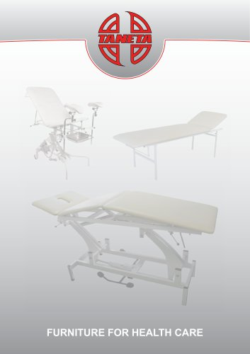 FURNITURE FOR HEALTH CARE