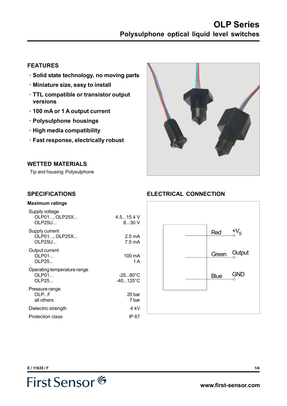 Olp Wiring Diagram Sample Silver Tone Schematic Electrical Diagrams Schematics Old Optical Liquid Level Sensor First