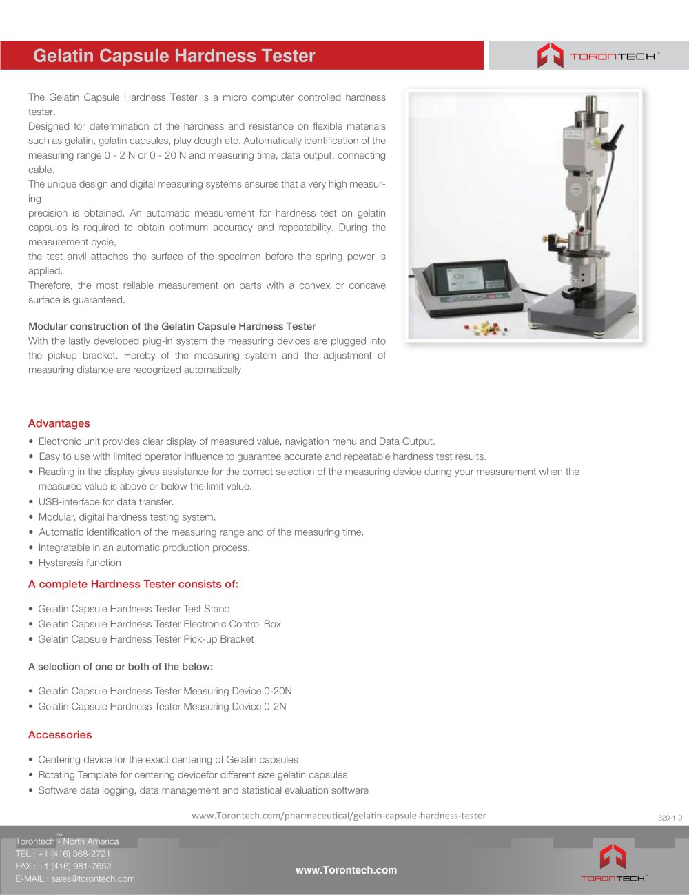 automatic hardness tester