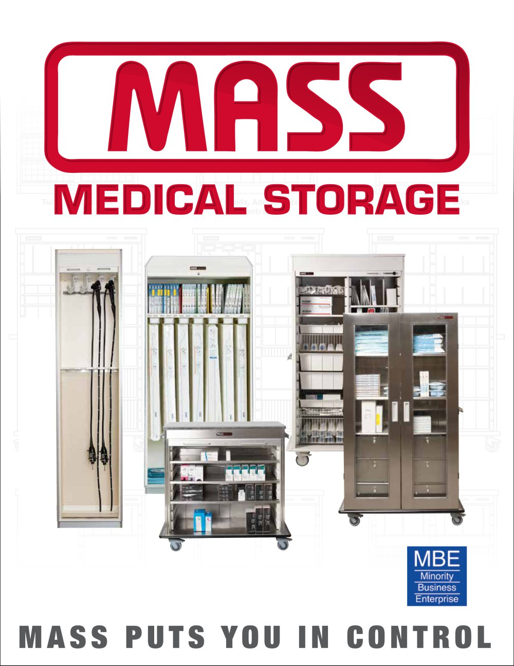 Mass Medical Storage Catalog 1 36 Pages