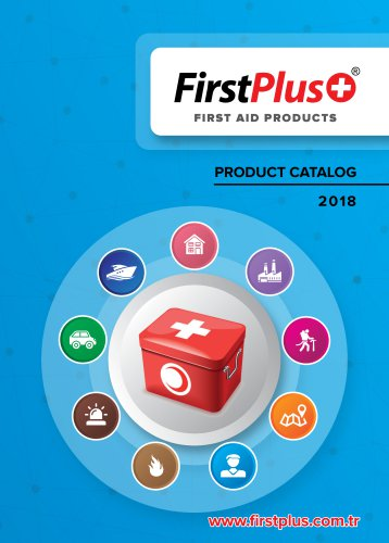 Firstplus Catalog - FIRSTPLUS - FIRST AID KITS - PDF
