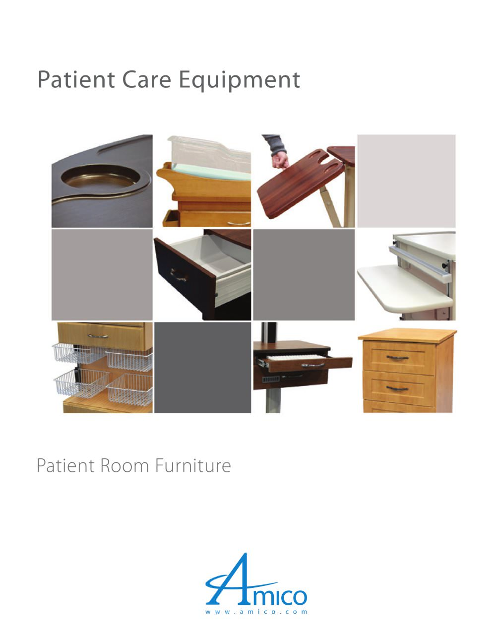 Superieur Patient Room Furniture Brochure   1 / 16 Pages
