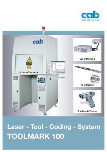 Laser Tool Coding System TOOLMARK 100