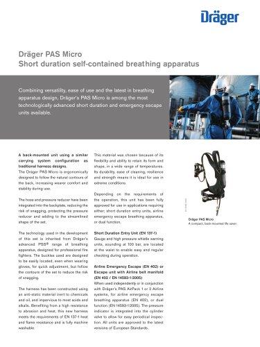 dr ger pas micro dr ger pdf catalogue technical documentation rh pdf medicalexpo com